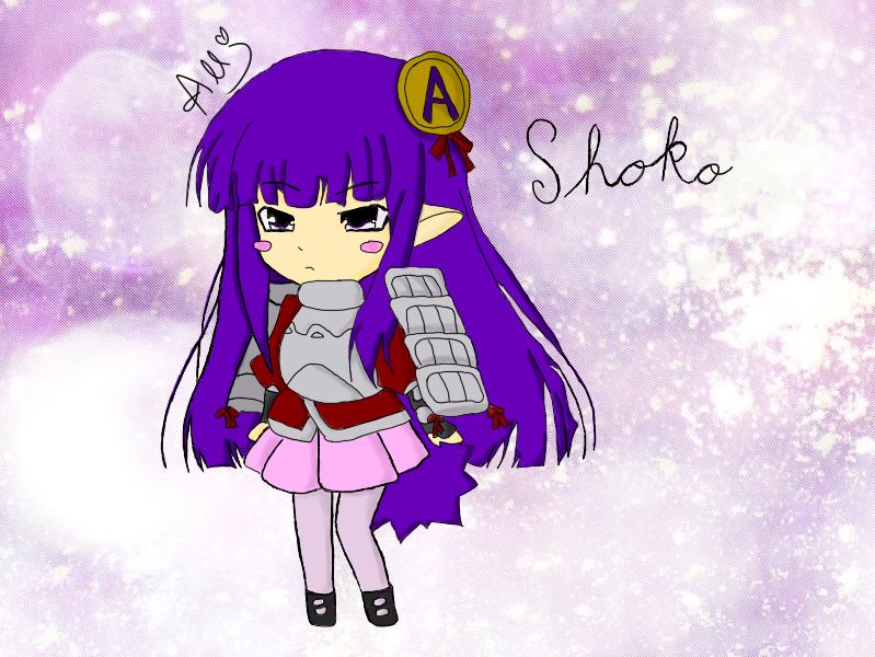Baka and Test - Shoko by allimaycat on DeviantArt  Baka and Test -...