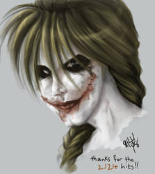 Why So Serious? by LinkWorshiper