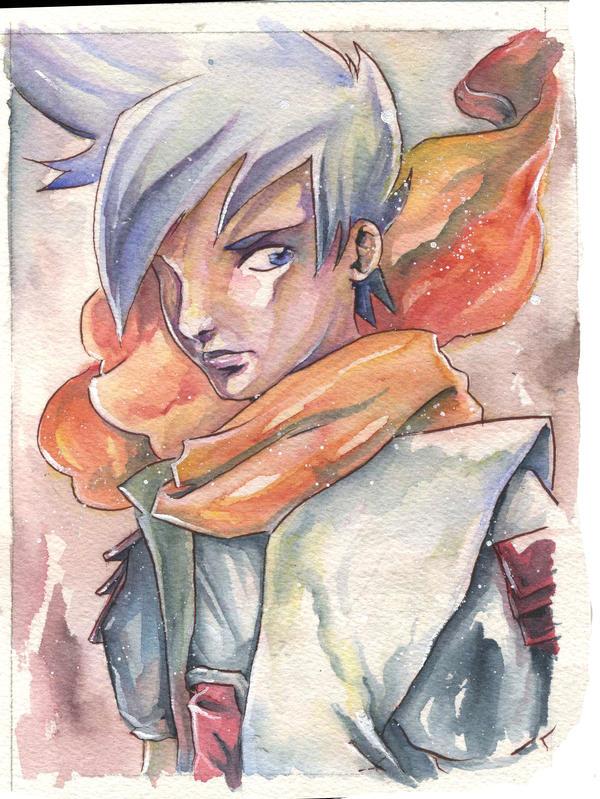 Ryu by LinkWorshiper