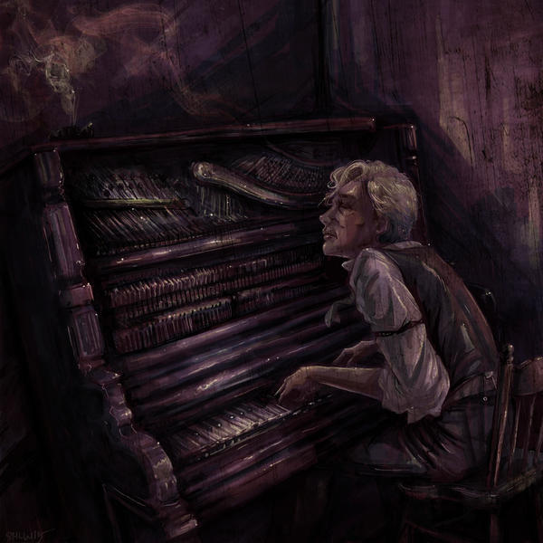 My Baby Grand by LinkWorshiper