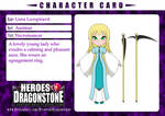 Liera Character Sheet