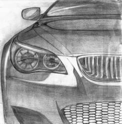 BMW M5 by osamashaikh