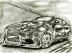 BMW M3 by osamashaikh