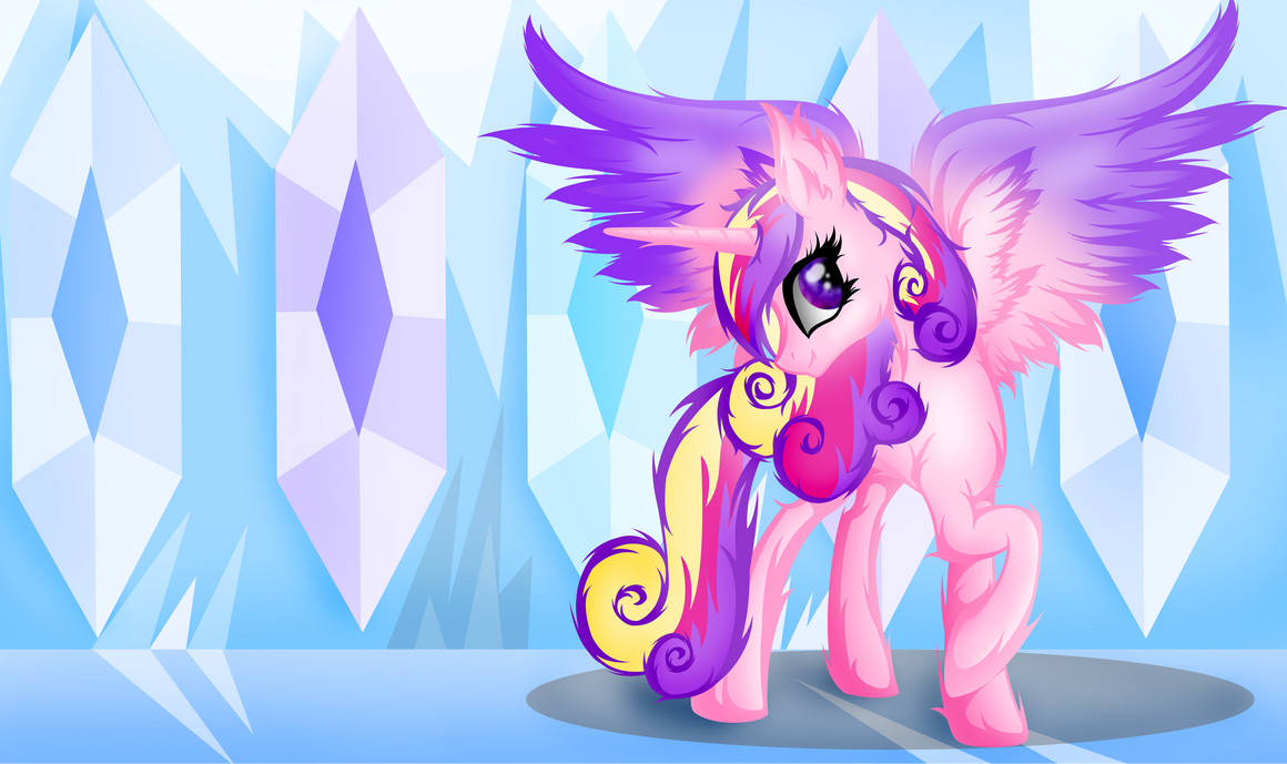 Princess Cadance by Dianlie