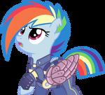 Fallout Rainbow Dash