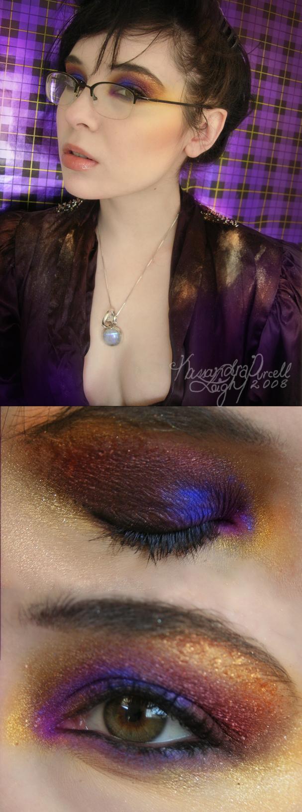 Makeup Focus: Seize Set. by KassandraLeigh