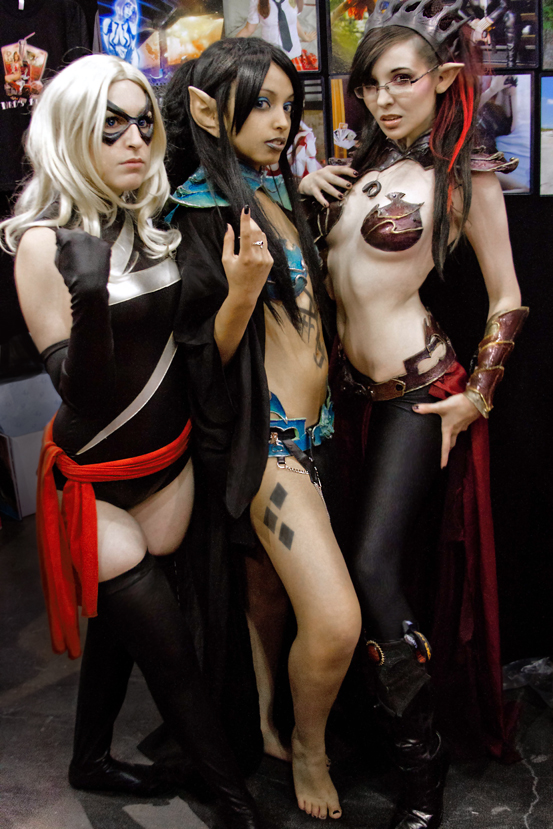 NYCC NYAF 2011 by KassandraLeigh