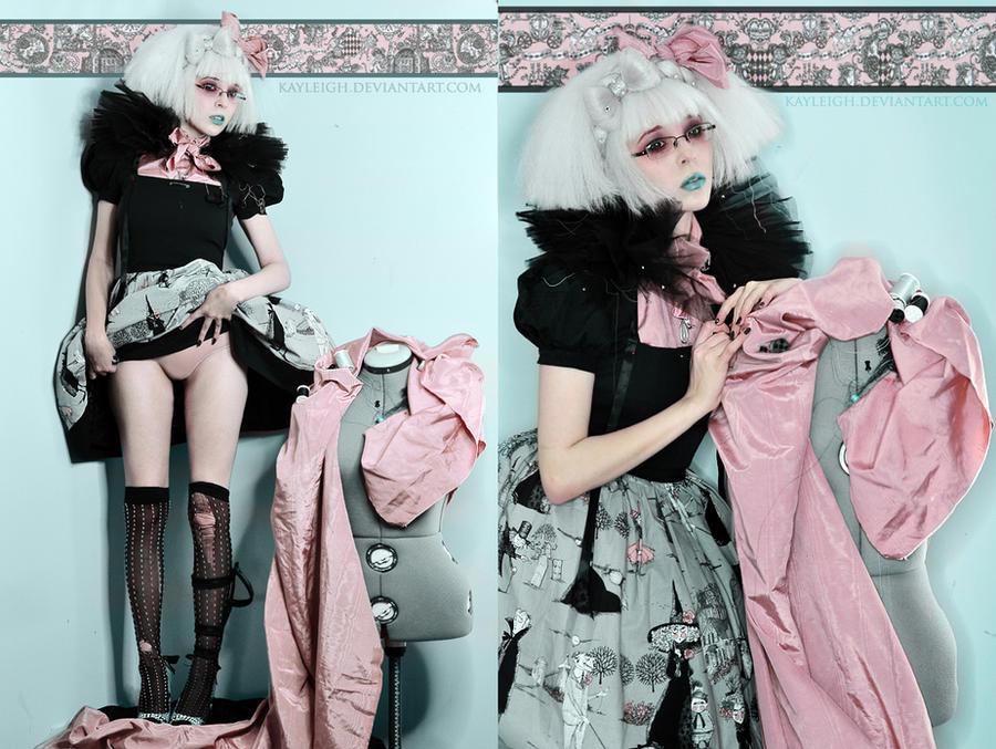 PINK Pallid n Pretty. by KassandraLeigh