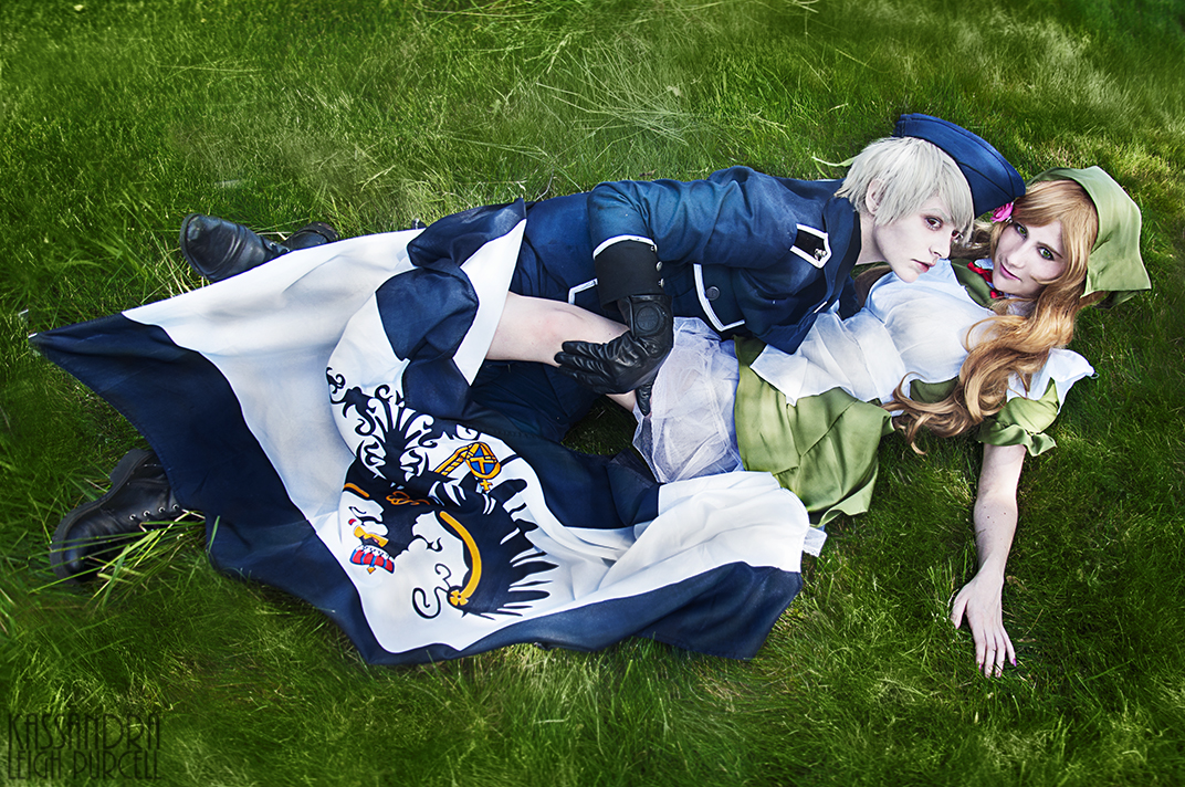 Hetalia: Axis Powers. by KassandraLeigh