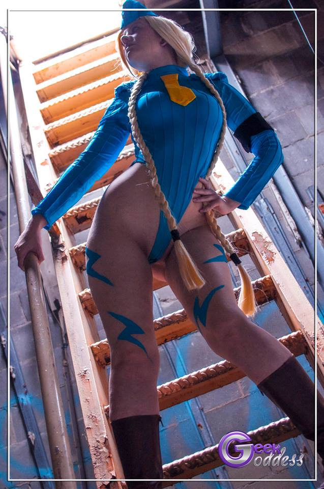 Killer Bee - Cammy White. by KassandraLeigh