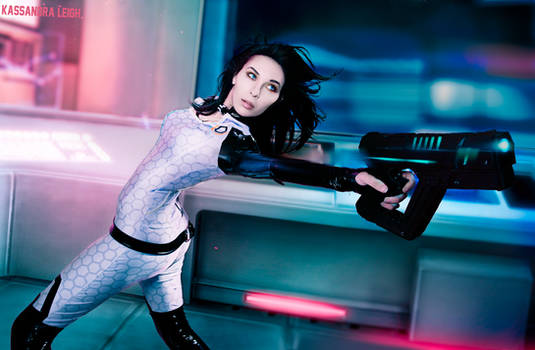 GeneticPerfection: MassEffect Miranda Lawson.