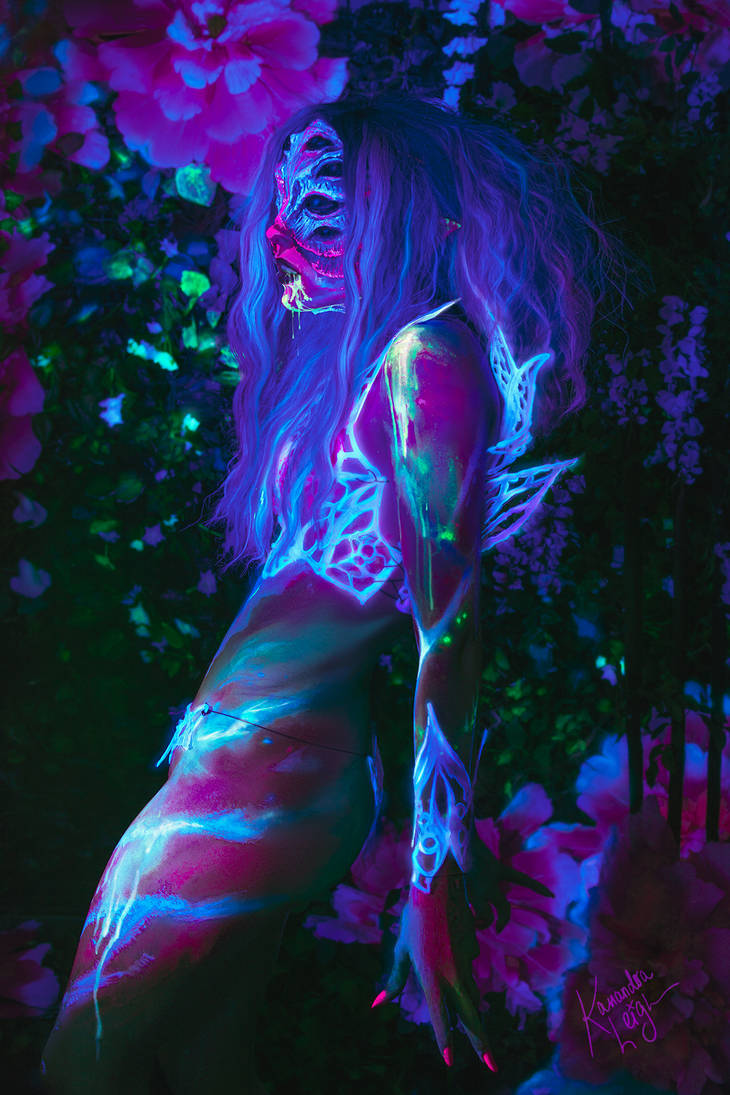 Faebabes by Blacklight: 3. by KassandraLeigh