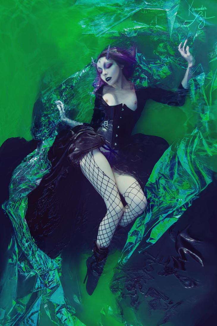 Death Priestess by KassandraLeigh