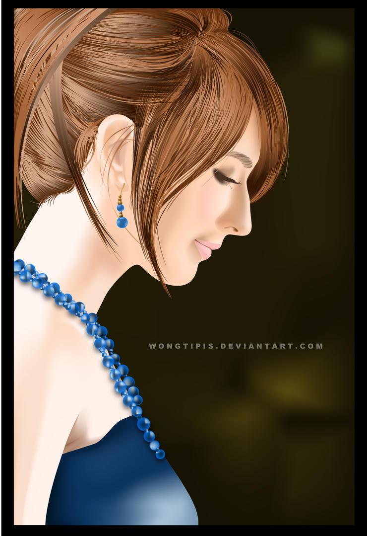 dizon in blue by wongTipis