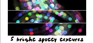 Large Spotty Textures by Nerdydork