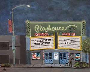 Sierra Madre Playhouse,  CA