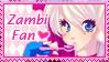 :: zambi fan stamp by kinies
