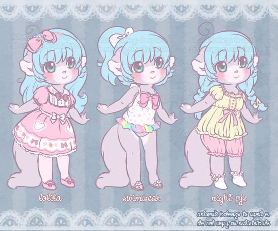:: petite kini clothes :: by kinies