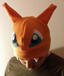 Charizard Hat by yoyoninjagirl