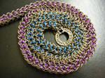 Elven Box Weave Belt