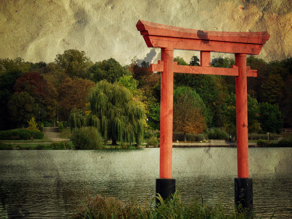 A chinese door by Mad-Popietro ... & A chinese door by Mad-Popietro on DeviantArt