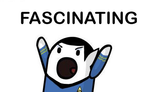 Spock 'Nichosi'-fascinating by Geniusshinobi
