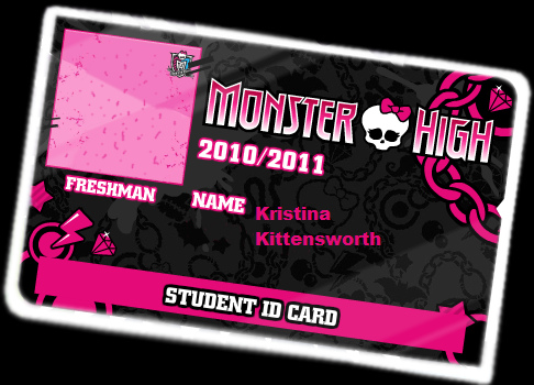 Monster High ID for Magic-Kristina-KW by TUFFPuppyfan