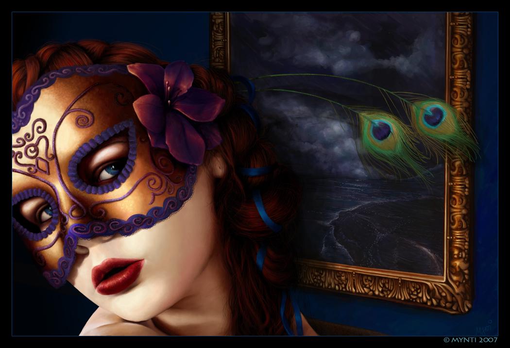 Le Masque by mynti