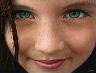 Freckles by mynti