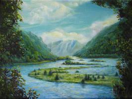 Lake Ada by mynti