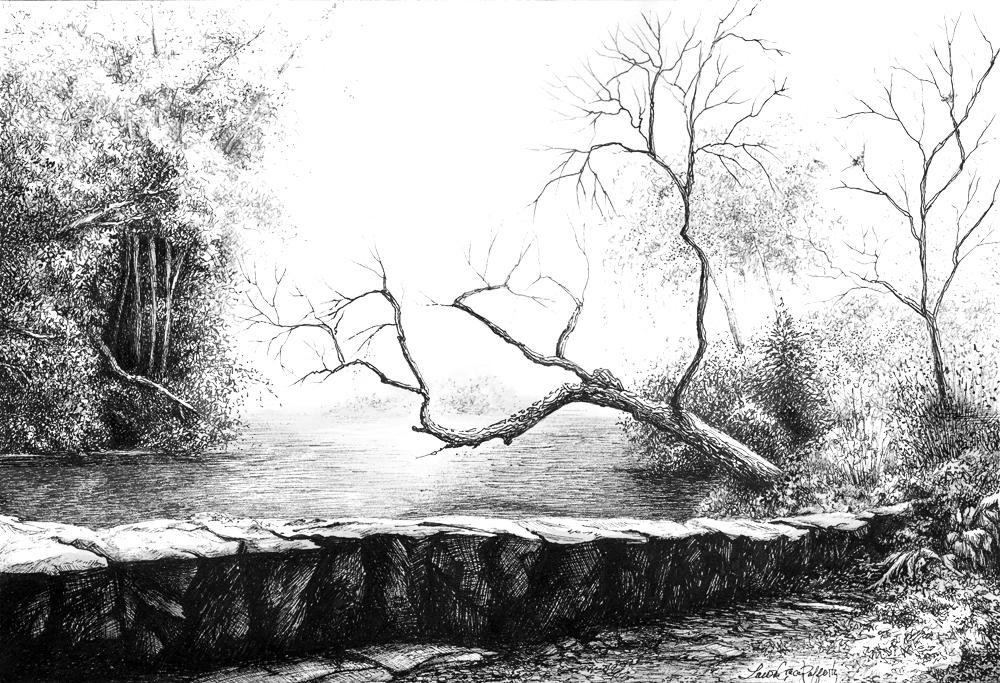 Scribblism Inkscape I by mynti