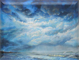Stormy Seas by mynti