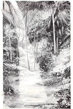 Daily Doodle: Flora