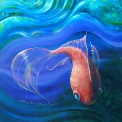 Baby Fishy by mynti