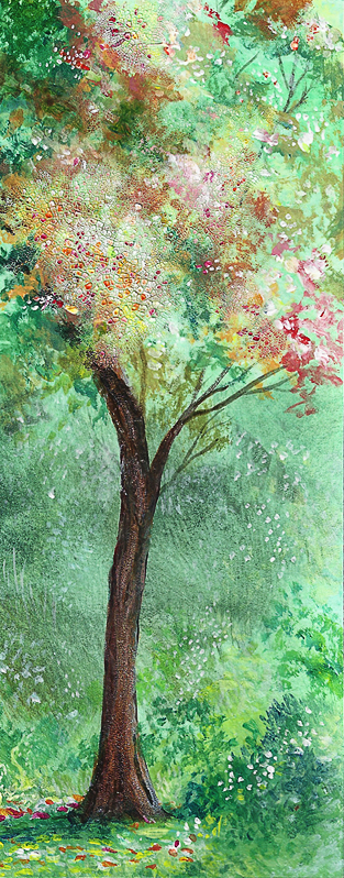 Leafy Crackle by mynti