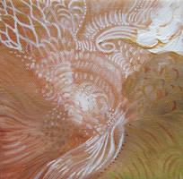 Zentangle Doodle III by mynti