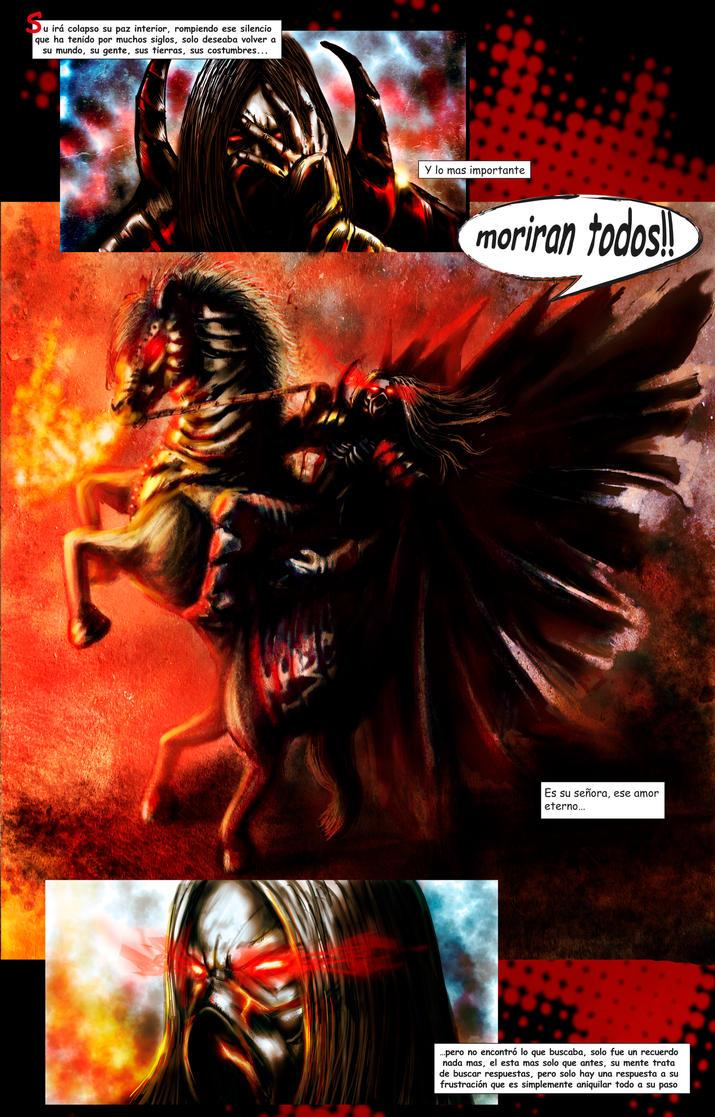 Inframundo 2 by tyrano666