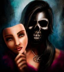 Oscura Verdad by tyrano666