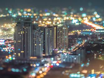 Mini Bangkok by Tairenar