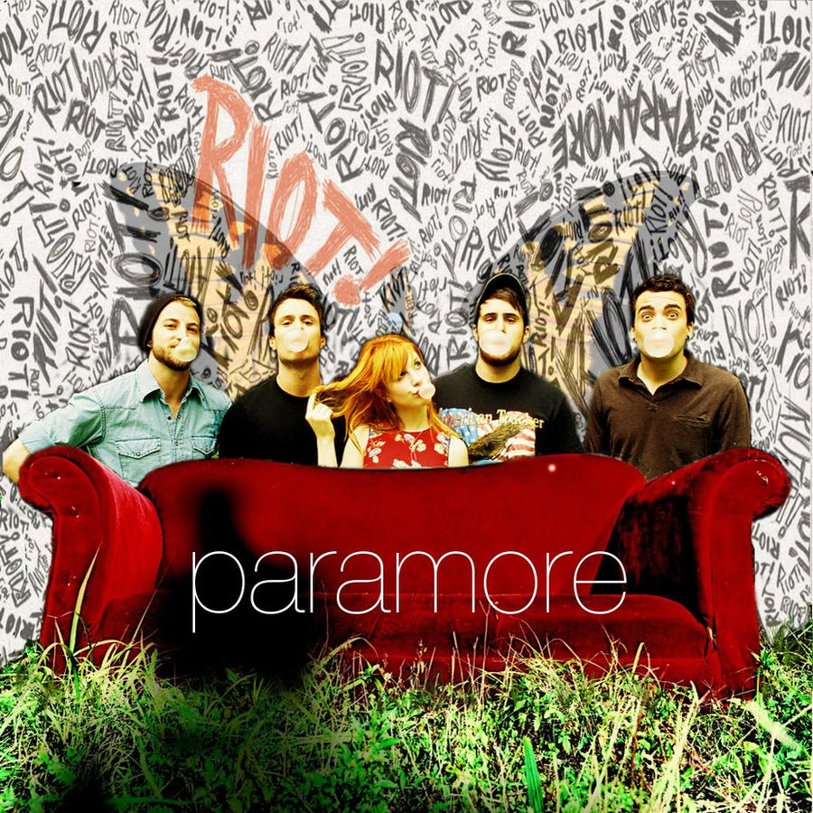 Paramore the only exception album cover