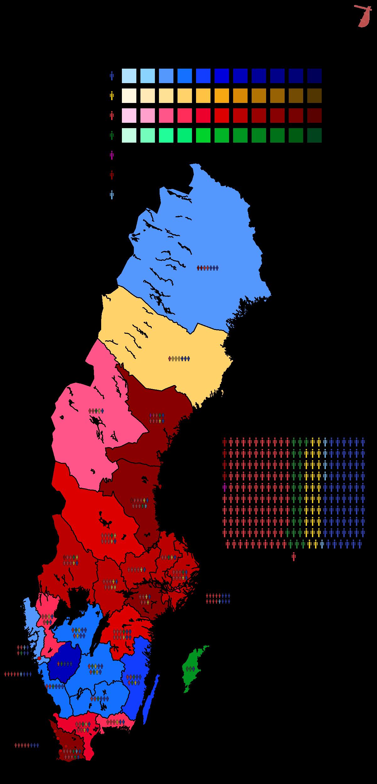 1924 Swedish general election