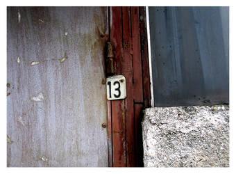 No. 13 by mayamox