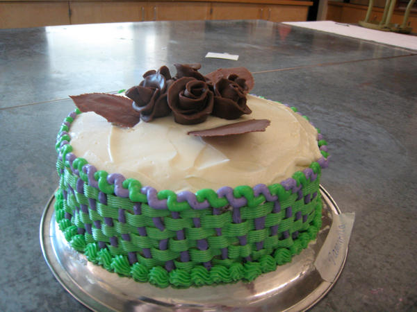 Art Cake Kuwait Number : Cake Number Two by samgoesdown on deviantART