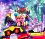 Team Dark (sonic colors)