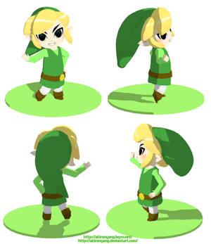 Toon Link 3D