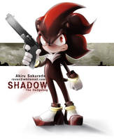 Sonic :: Shadow The Hedgehog by AkiruNyang