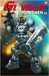 Gundam Punisher Colors by ObbArt
