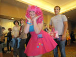 Kumoricon2012- Pinkie Pie