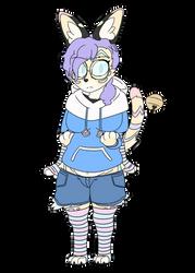 Tokua/Flux Serval (Fem)