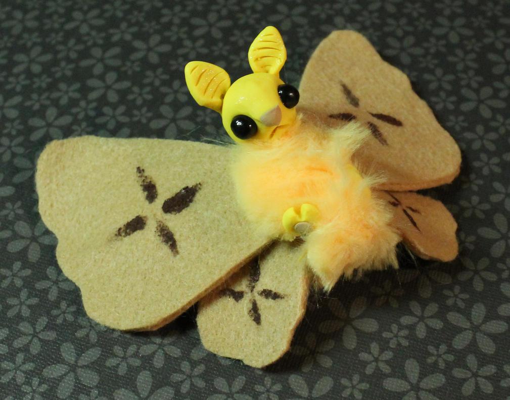 Lemon Meringue Pie Themed Batterfly-For Sale by superayaa